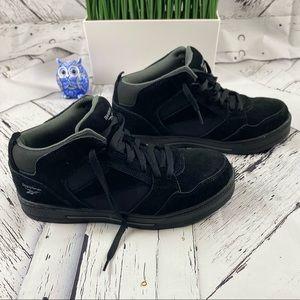 NWOT Men'sReebok Dayod Leather Composite Toe Boots